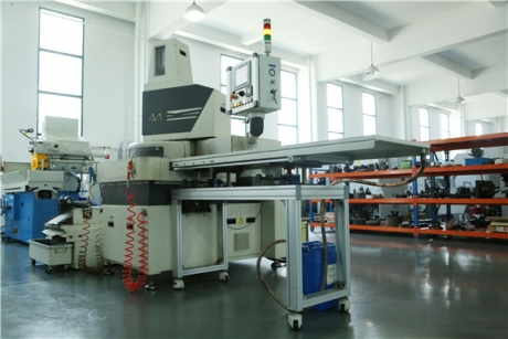Double-Sided Grinding Machine